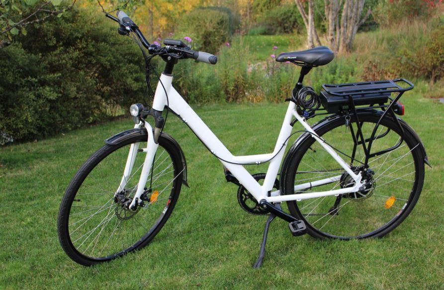 On a testé pour vous :  « Le vélo électrique »