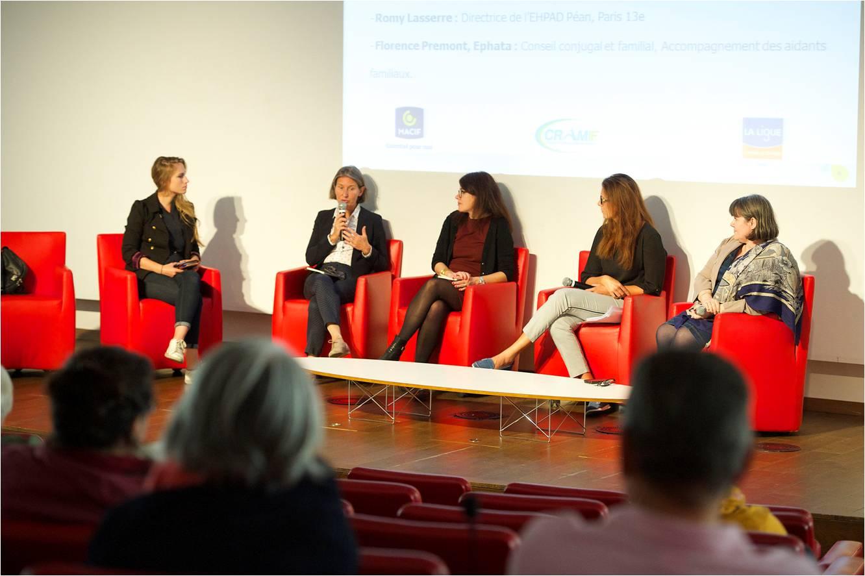 Le 2ème Forum des aidants parisiens