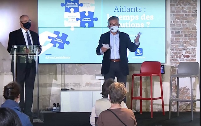 Replay : Webinar Aidants, le temps des solutions