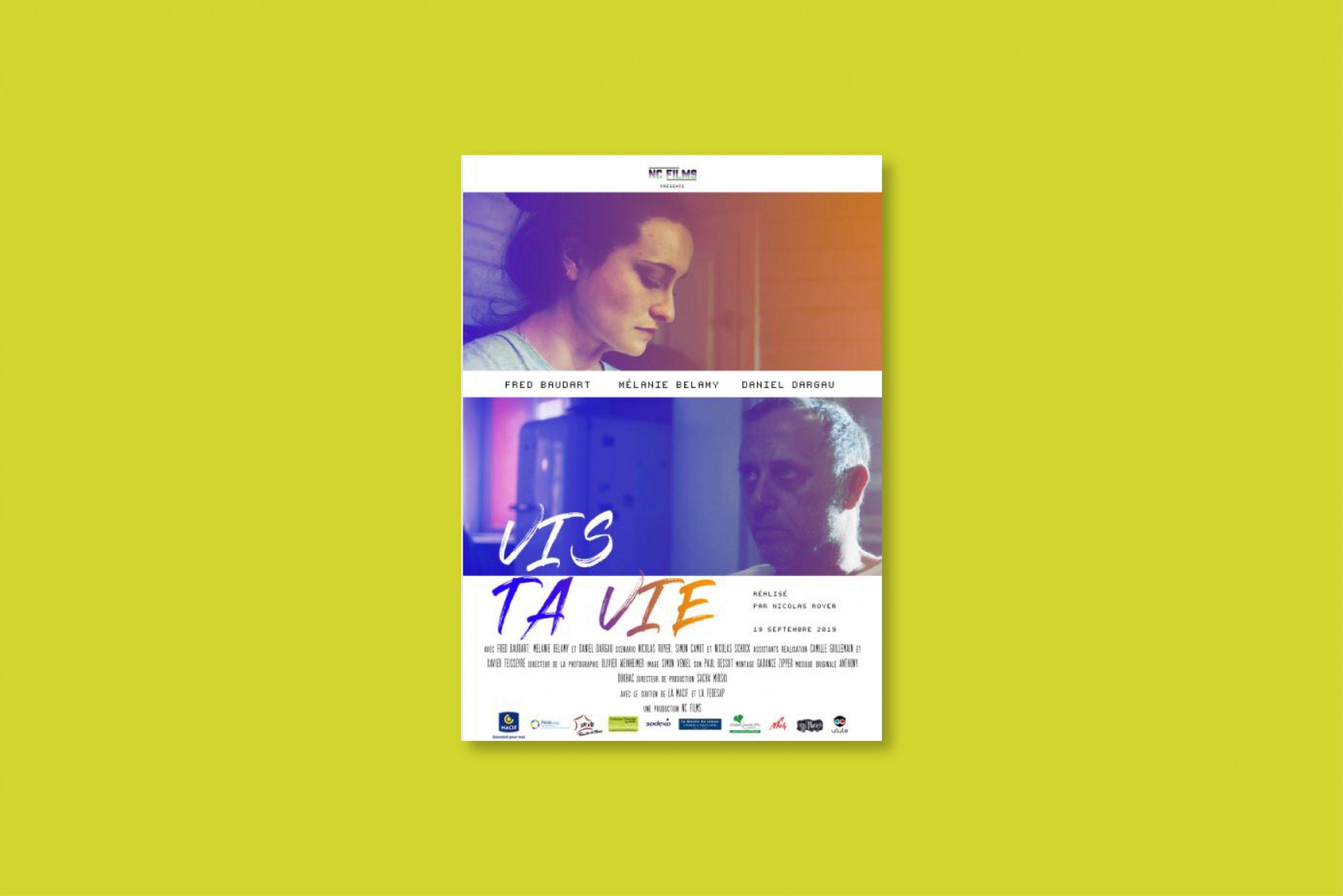 La Macif soutient le court métrage : Vis ta vie