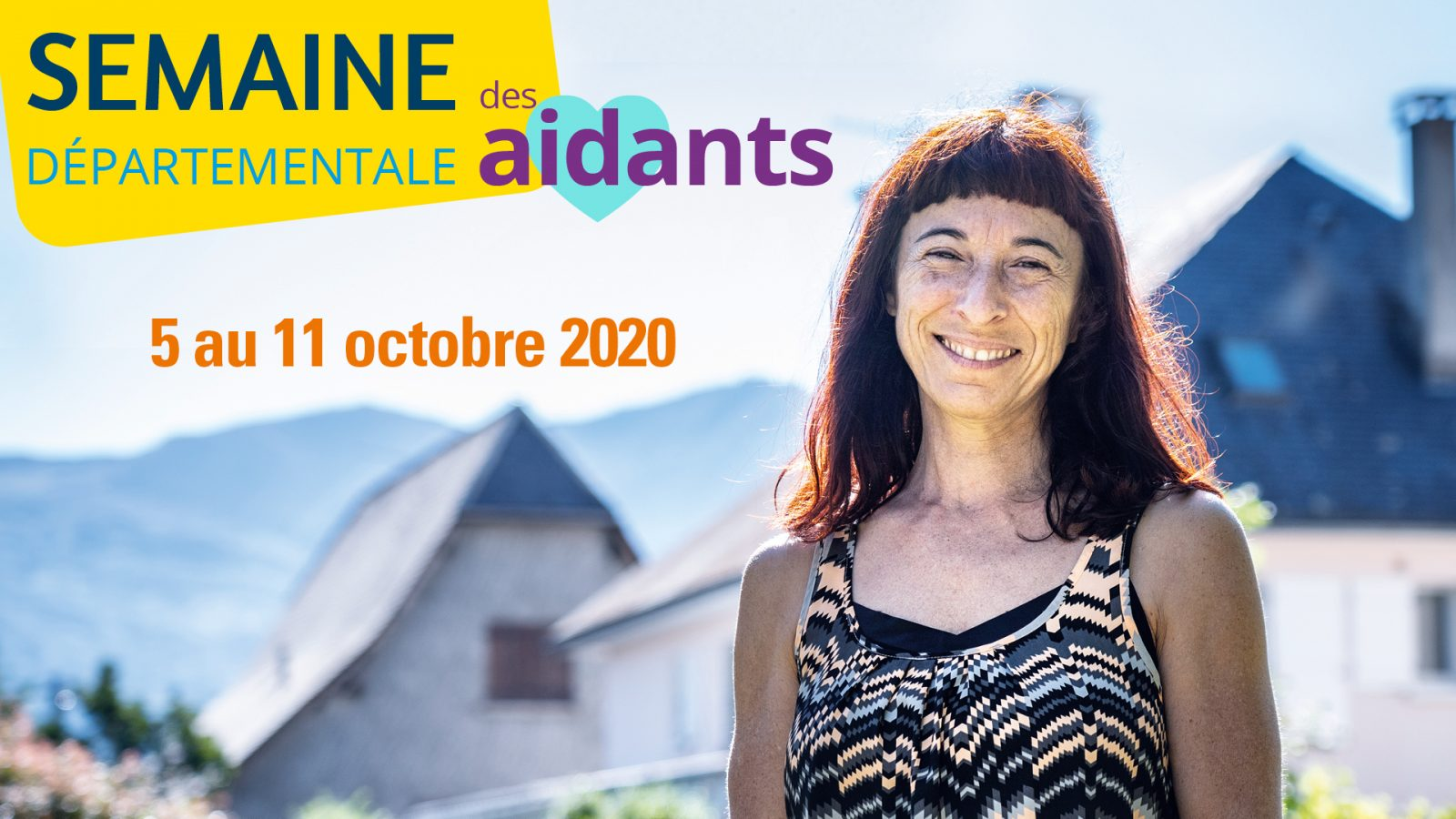 Département des Hautes Pyrénées : la semaine des aidants 2020