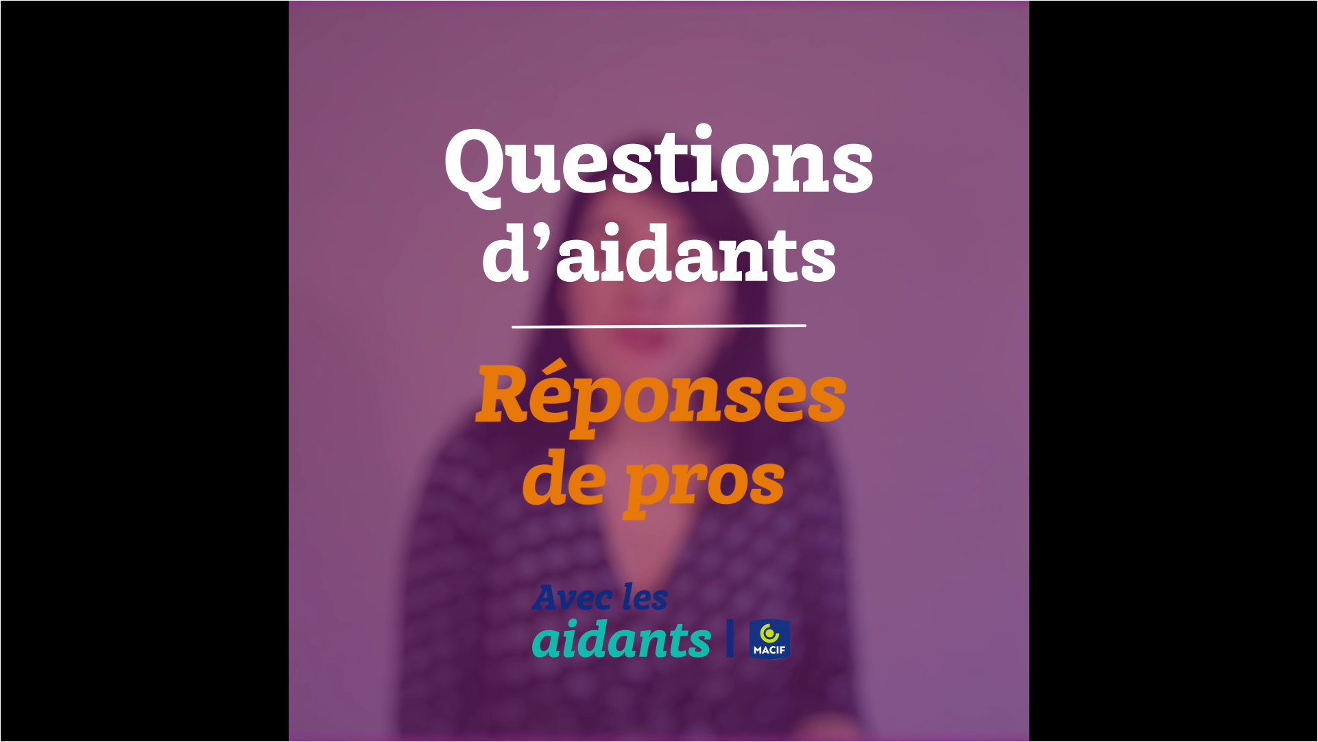 L'isolement : Questions d'aidants/Réponses de pros