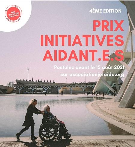 Postulez au Prix Initiative Aidant.e.s